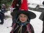 Karneval na snehu január 2013