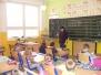 Návšteva našich prváčikov v ZŠ Štiavnica